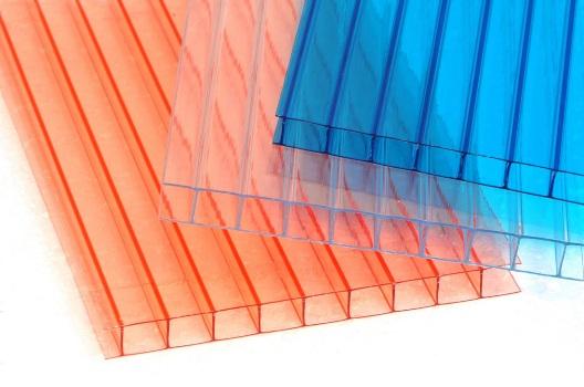 Поликарбонат сотовый прозрачный материал
