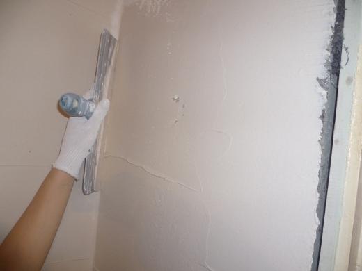 Как шпаклевать стены из гипсокартона
